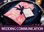 WEDDING COMMUNICATION